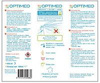 Spray désinfectant pour climatiseur 400 ml Optiméo