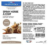 Spray herbe à chat 200ml
