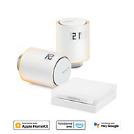 Starter Pack - Têtes Thermostatiques Intelligentes Netatmo