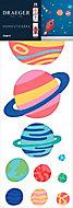 Sticker Enfant Espace 24x69 cm