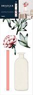 Sticker Vase fleurs 24x69 cm