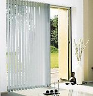Store californien en kit polyester blanc Classic 250 x 180 cm