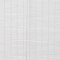 Store enrouleur bambou Colours Java blanc 60 x 180 cm