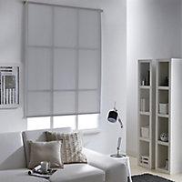 Store enrouleur Loft gris l.100 x H.190 cm