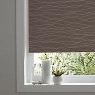 Store enrouleur occultant Colours Boreas lignes 55 x 195 cm