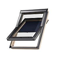 Store extérieur fenêtre de toit Velux MHL 5060 CK00 gris