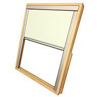 Store occultant fenêtre de toit Site 78 x 98 cm beige