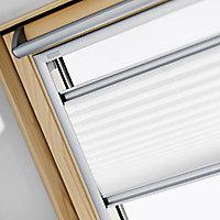 Store plissé fenêtre de toit Velux FHL SK06 114 x 118 cm