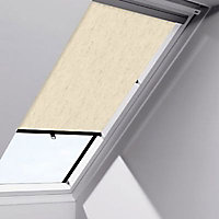 Store rideau fenêtre de toit Velux RHL 804, 808, U04 et U08 naturel