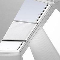 Store semi-occultant plissé fenêtre de toit Velux FHL 606/S06