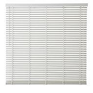 Store vénitien imitation bois Colours Lone blanc 90 x 180 cm