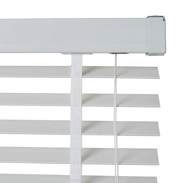store venitien imitation bois colours lone blanc 90 x 180 cm