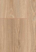 Stratifié Ildo décor chêne naturel 8 mm + sous-couche intégrée 2 mm - L.139 x l.20,1 cm