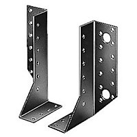 Support à écartement variable côté gauche 30 x 140 x 2 mm