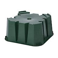 Support pour cuve Garantia vert 300L