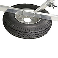 Support pour roue de secours de remorque Trigano VA254