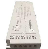 Système d'éclairage LED sous étagère pour 5 panneaux lumineux GoodHome Caraway