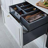 Système pour tiroir intérieur de cuisine GoodHome pushpull