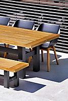 Table de jardin Sophie Yasmani 300 cm 10 personnes
