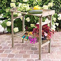 Table de rempotage FORESTSTYLE Flora 80 x 40 x h.85 cm