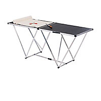 Table Master alu 200x60cm