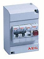 Tableau chauffe eau cablé AEG