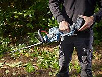 Taille-haie sans fil sur batterie 18V Erbauer 55 cm (sans batterie)