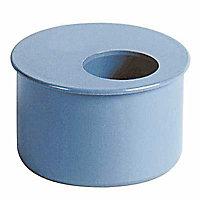 Tampon réduction double operculable ø100 / 40 / 40 mm