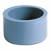 Tampon réduction simple ø100 / 80 mm