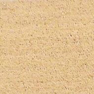 Tapis coco Assortissimo écru 33 x 60 cm Sweetsol