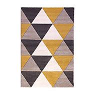 Tapis Design losanges 100 x 150 cm