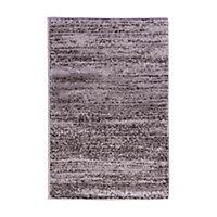 Tapis Luxury gris 150 x 200 cm