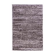 Tapis Luxury gris 60 x 90 cm