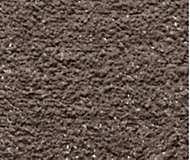 Tapis microfibre noir 60 x 40 cm Sweetsol