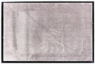 Tapis microfibre taupe 60 x 40 cm Sweetsol