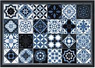Tapis polyamide imprimé Valenzia 40 x 60 cm
