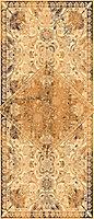 Tapis vinyle décor vintage 116 x 49,5cm