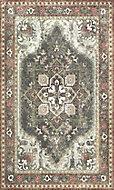 Tapis vinyle persan 83 x 49,5cm
