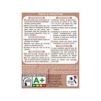Teinte et protection meubles et boiseries V33 chêne foncé mat 0,5L
