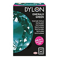 Teinture textile Dylon vert émeraude 350g