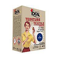 Teinture textile vintage bleu marine Idéal 350g