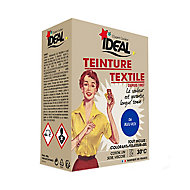 Teinture textile vintage bleu roi Idéal 350g