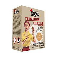 Teinture textile vintage camel Idéal 350g