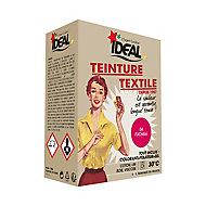 Teinture textile vintage fuschia Idéal 350g