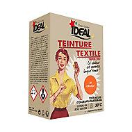 Teinture textile vintage orange Idéal 350g