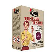 Teinture textile vintage prune Idéal 350g