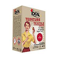 Teinture textile vintage rouge 350g