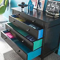 Tendance meubles Noir laqué 250 ml