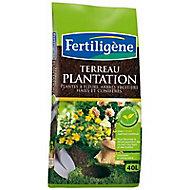 Terreau plantation Fertiligène 40L