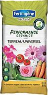 Terreau universel Fertiligène Performance Organics 36